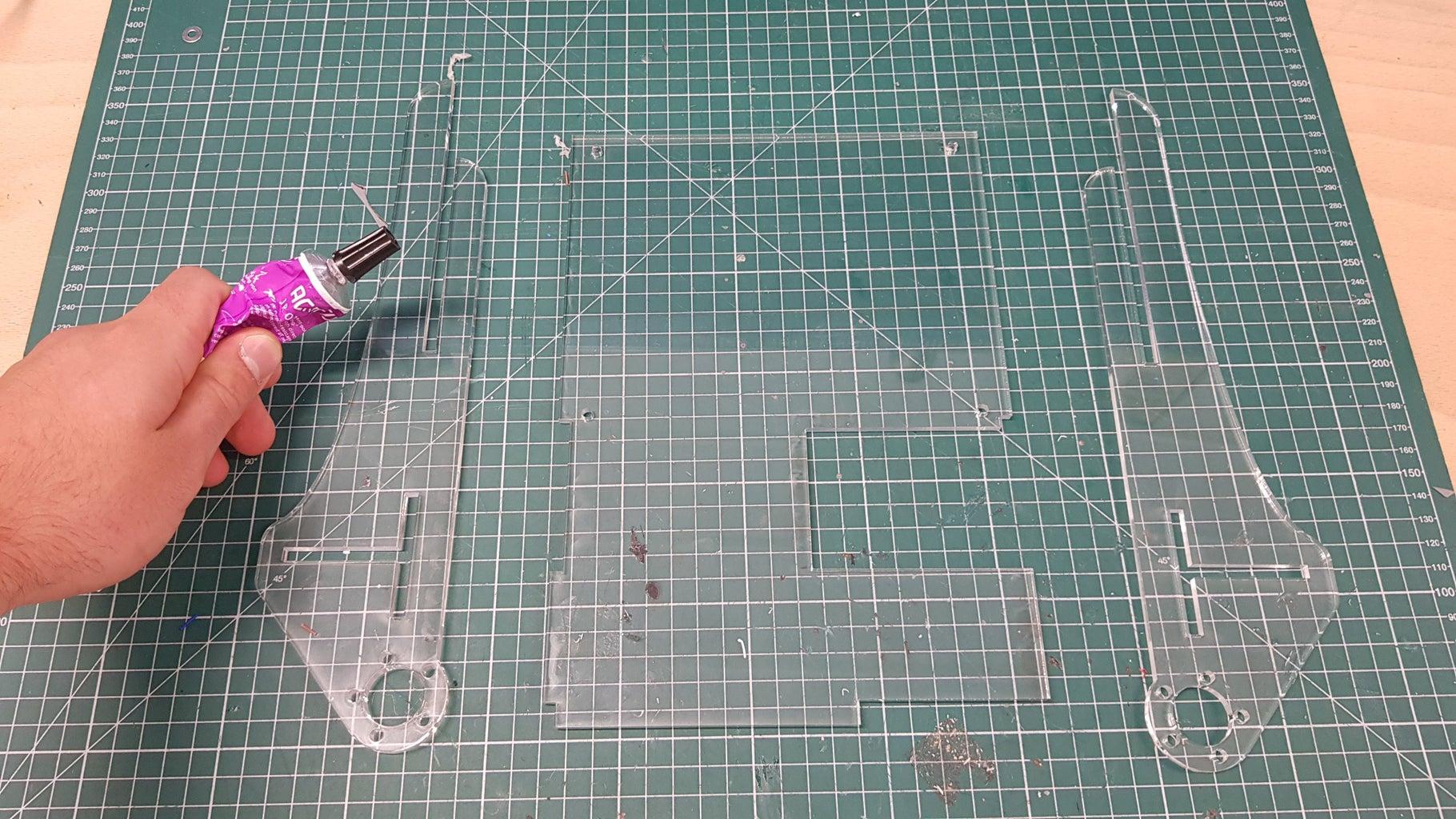 Construct the Mobile Part - Part 1