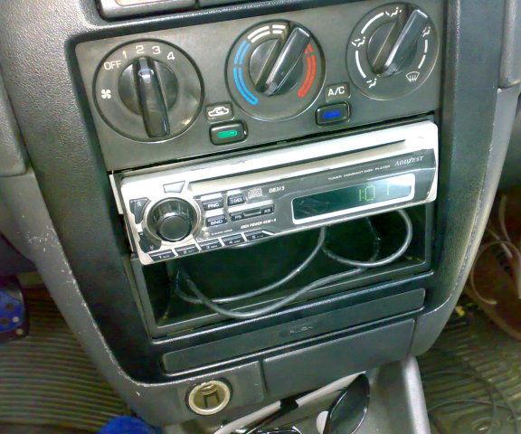DIY Aux input for Stock Car Head Unit