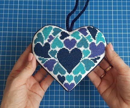 Embroidery and Decoration of It Вышивка И Оформление Её
