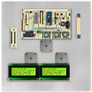 Construction Mounting Modules & Boards