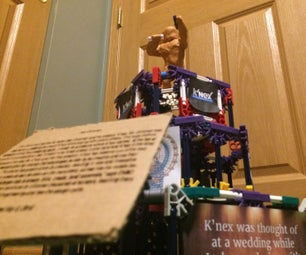 A Monument to Joel Glickman: the Founder of K'nex