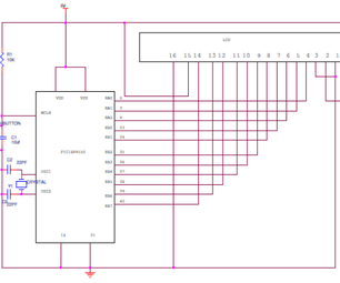 Interfacing 16X2 LCD With PIC Microcontroller