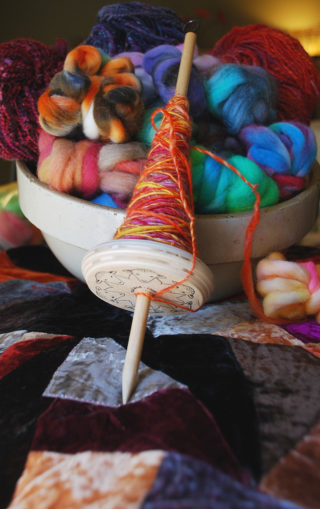Knit with love! A history of Passion!