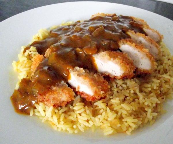 How to Make Copycat Yo! Sushi Chicken Katsu Curry