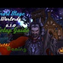 World of Warcraft Tutorial WoD 6.1.0 Frost Mage Setup Guide - Kanundram