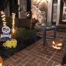 Halloween Candy Slide