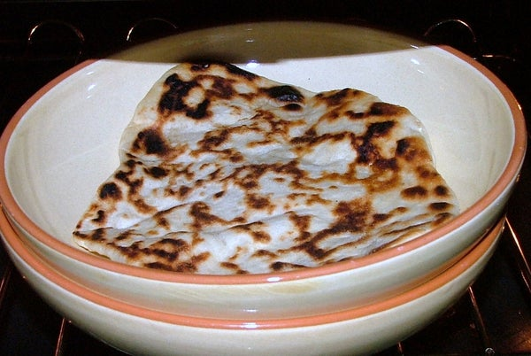 Make Your Own Naan Bread