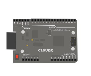 CloudX Blockly for Kids
