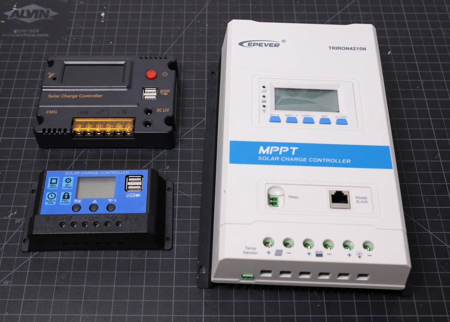 Charge Controller Selection
