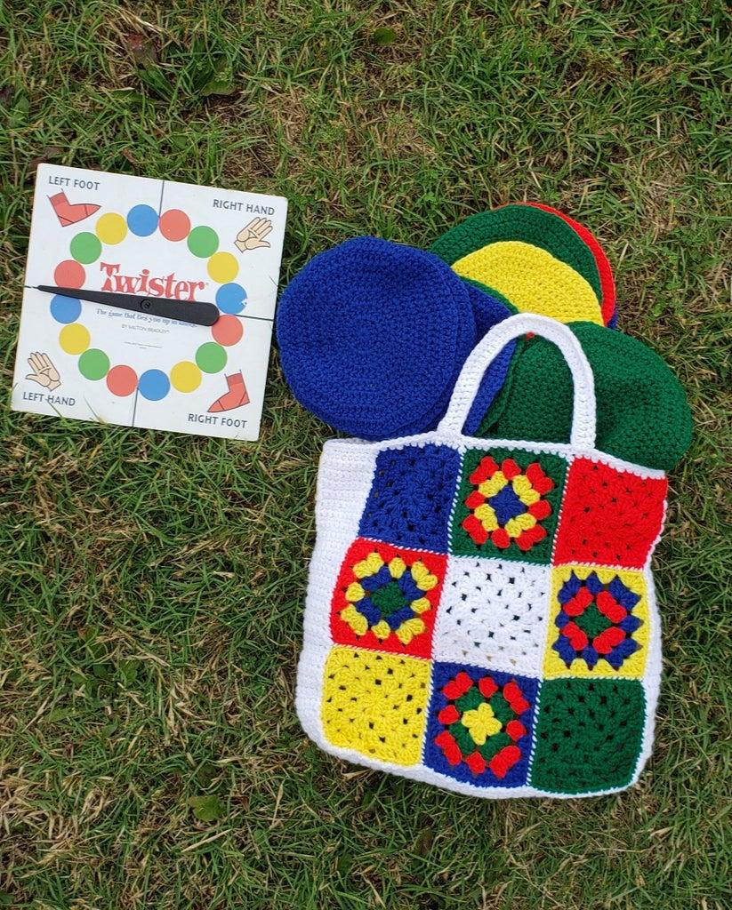 Crochet Twister Spots