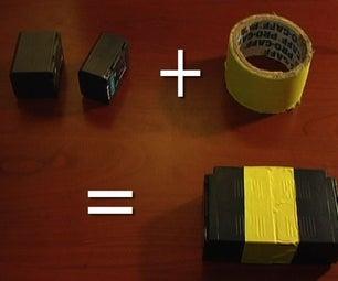 Make a Guerilla Battery Brick