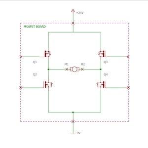 Basic Design of the H-Bridge