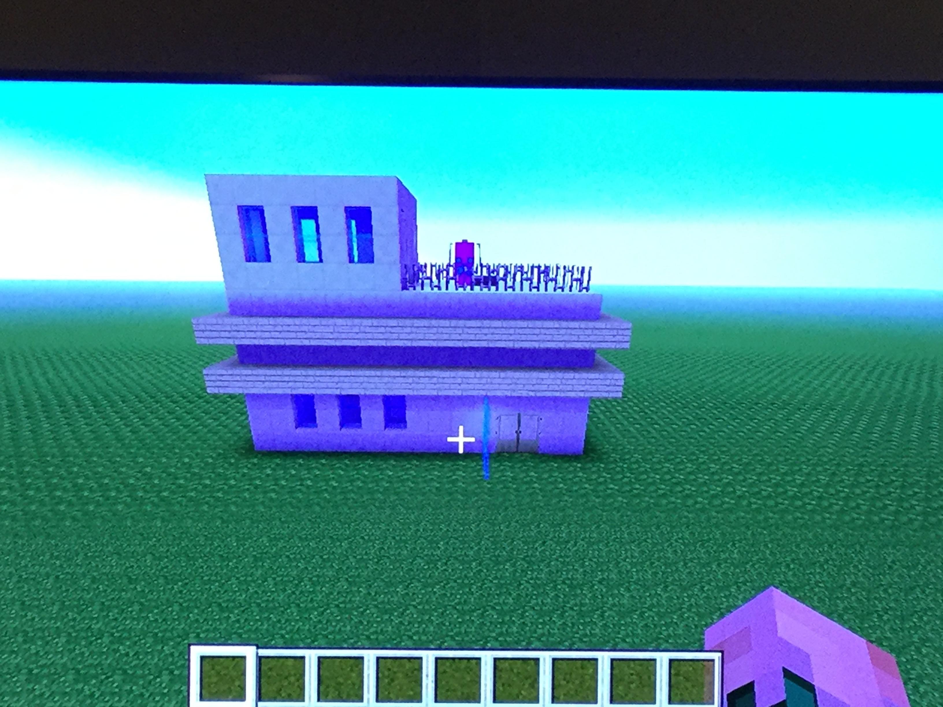 Easy Modern House