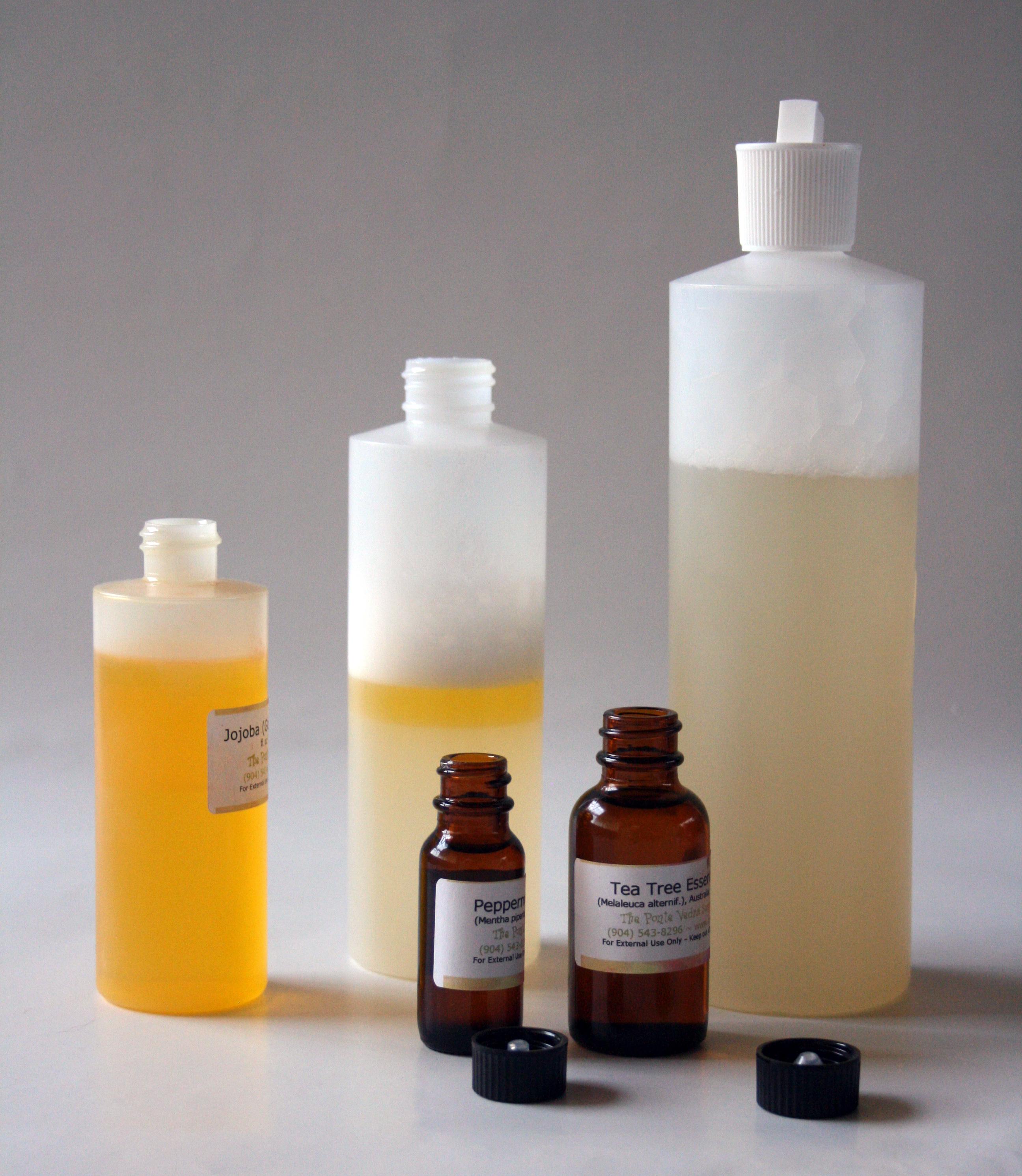 Рецепт шампуня своими руками из мыльной основы