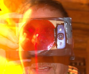 LED Cyclops, Guardian of the Galaxy, DODOcase VR Viewer