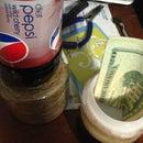 Soda Bottle Secret Compartment