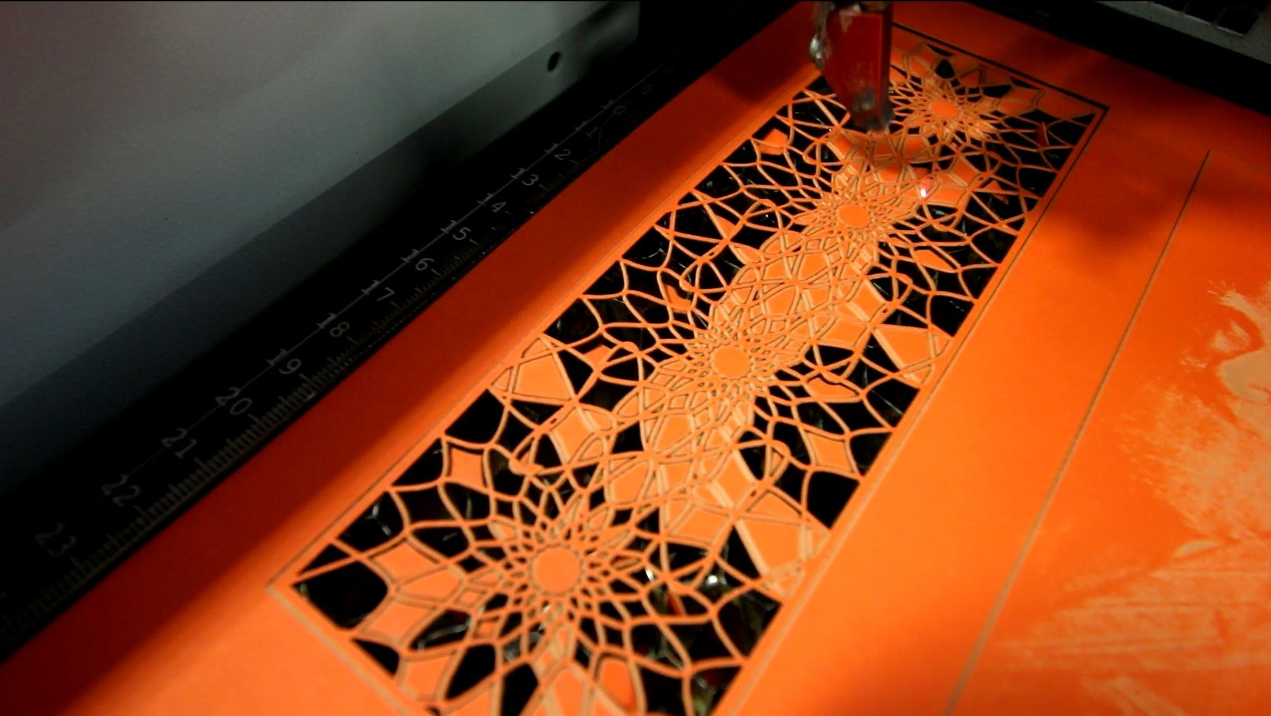 Coloured Paper - Laser Cut and Engrave