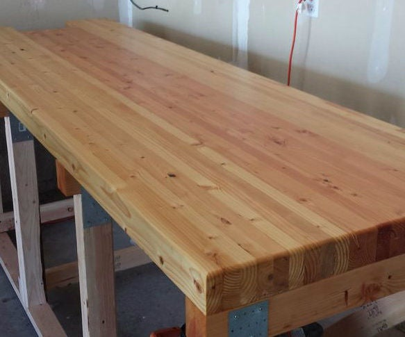 2x4 Mega Bench 19 Steps With Pictures Instructables