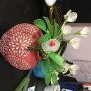 Nylon Flower Arrangements