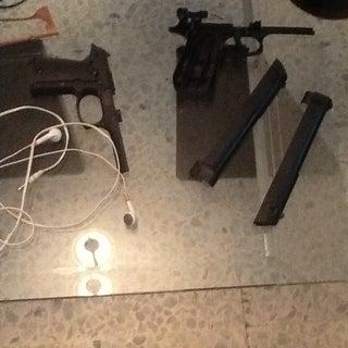 The Gun Headset