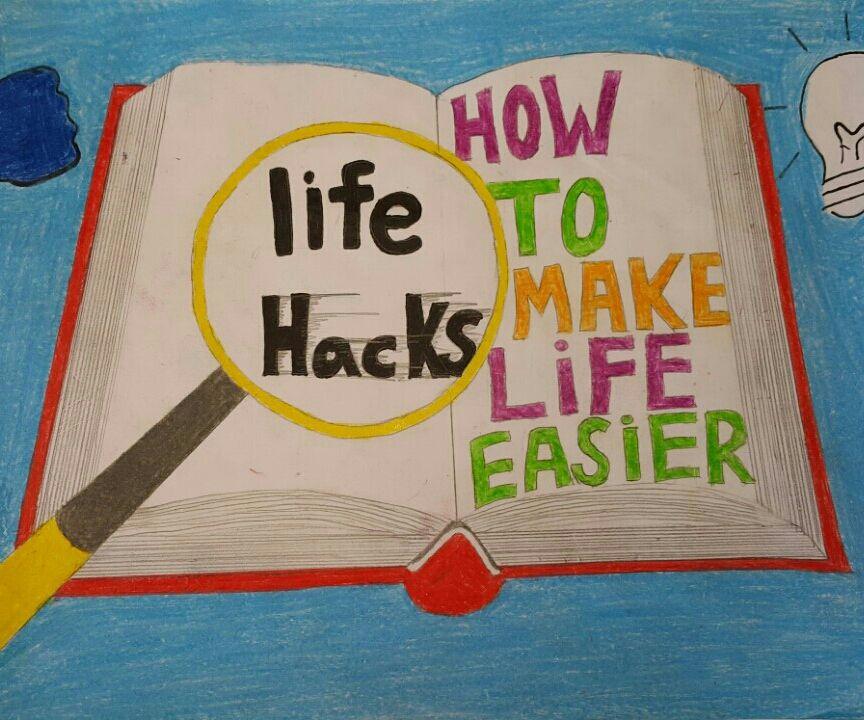 Amazing Life Hacks for Lazy People