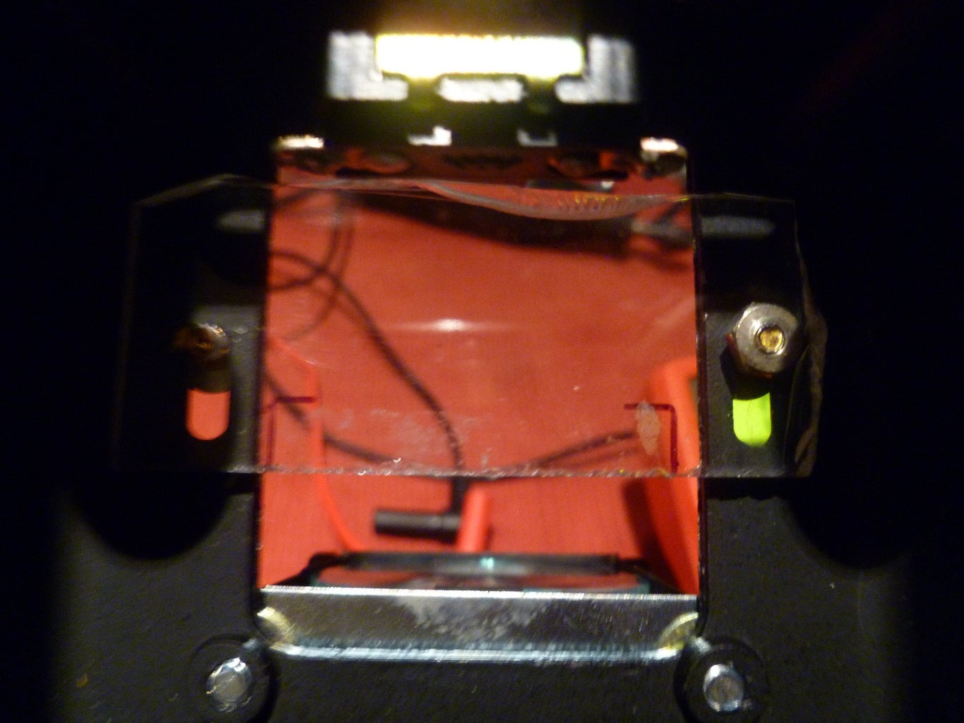 Set Up the Boost Converter and LED