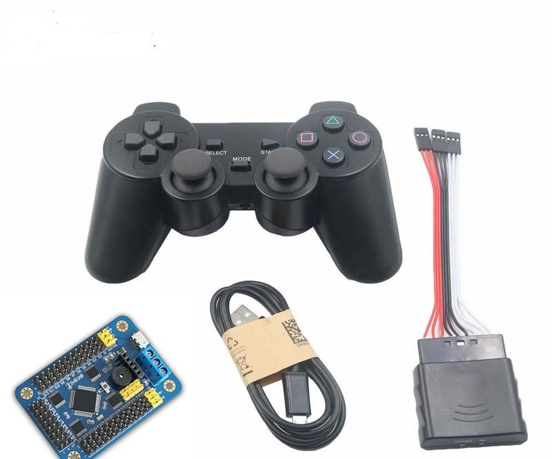 How to Use 32 Channel Servo Control Board