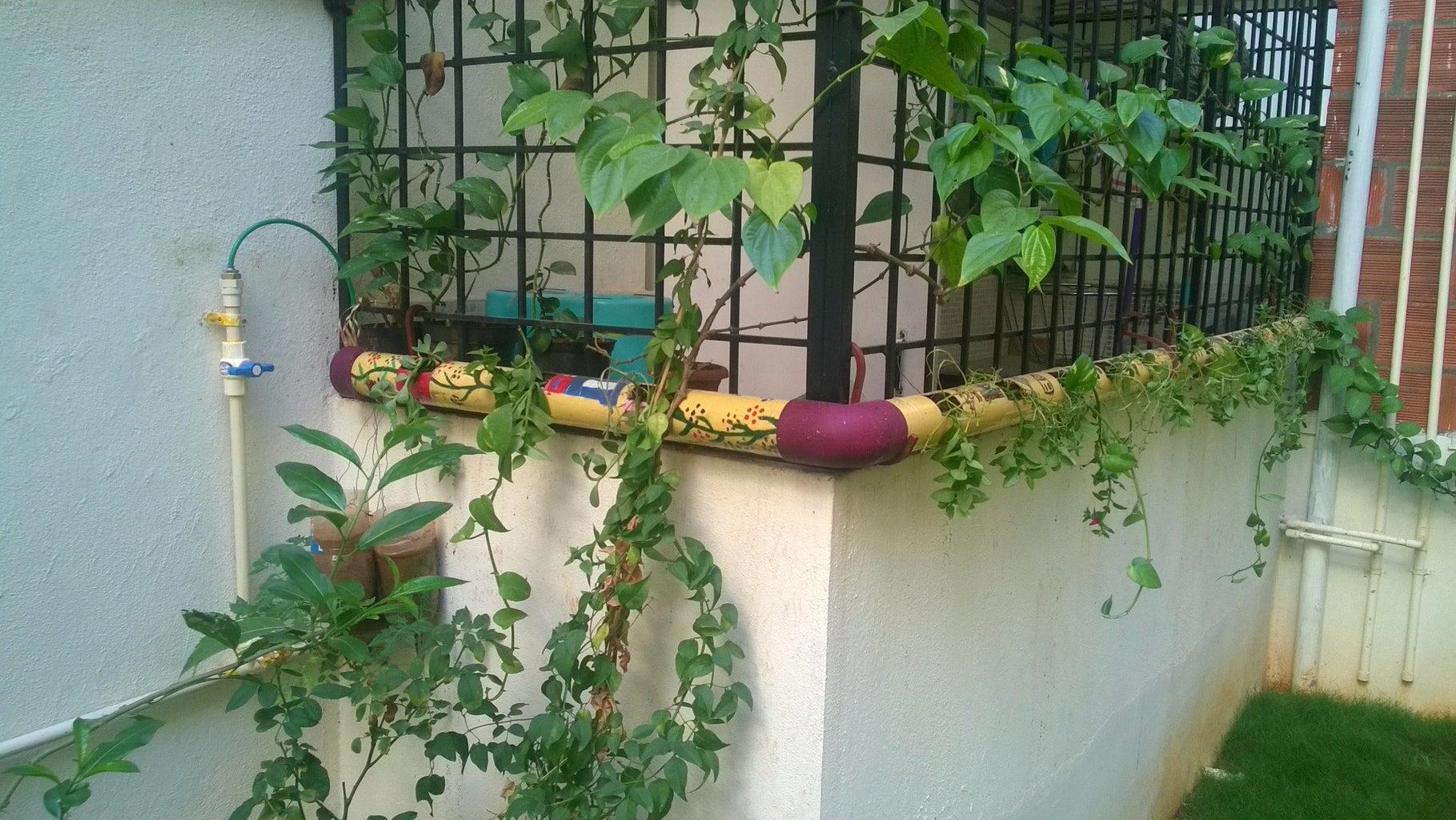 PVC Planter