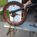 World's Easiest Bicycle Chain Whip (totally Free for Me)