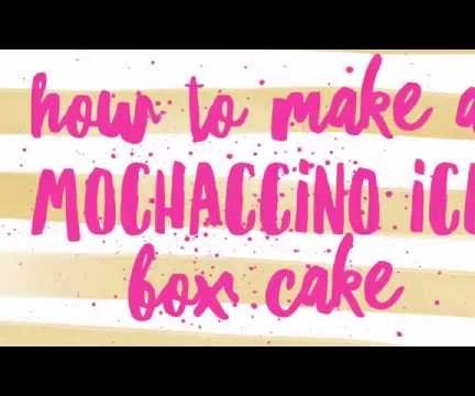 How to Make A Mochaccino Icebox Cake