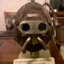 The Impirator cranial protective.