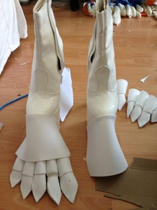 Make Hands and Feet