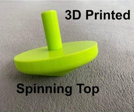 Spinning Top - 2 Minutes Spin!