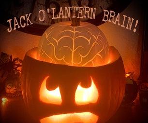 Jack O' Lantern Brain!