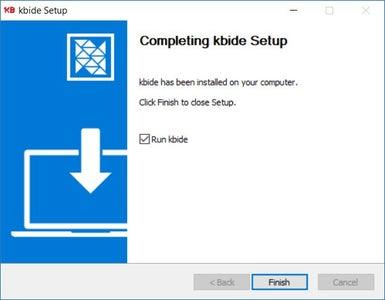 Install KB-IDE