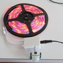 Hack your LED Strip with a Motion Sensor and Timer