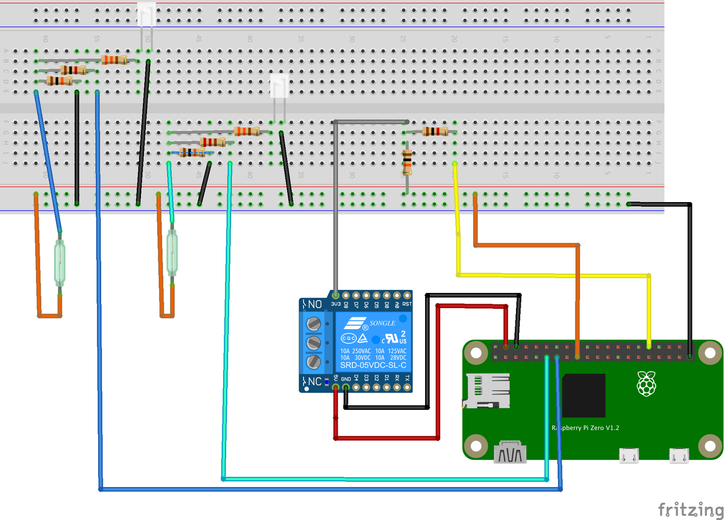 Making a Permanent Solution on a Prototyping Board