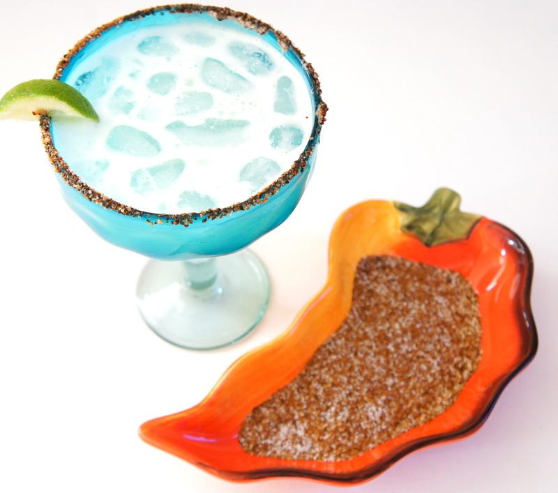 Devil Dust : Margarita Salt for Chiliheads