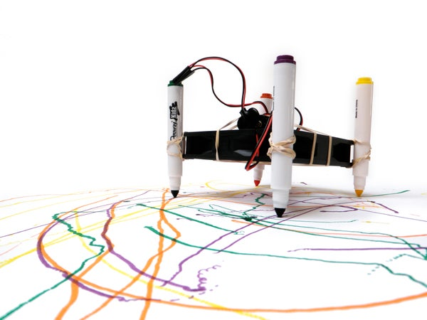 Easy Squiggle Bot