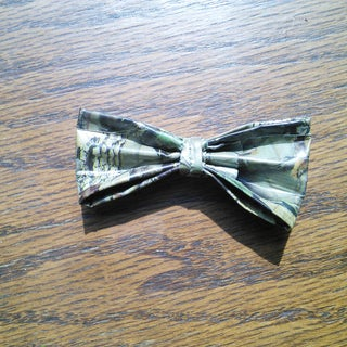 How To- Cute Duct Tape Bow