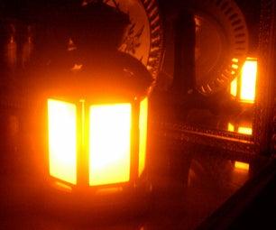 Candle-Like LED Lantern