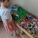 IKEA Trofast LEGO Table Conversion