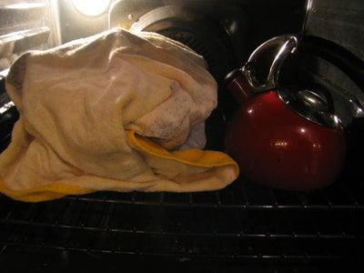 Keep the Yogurt Warm and Undisturbed