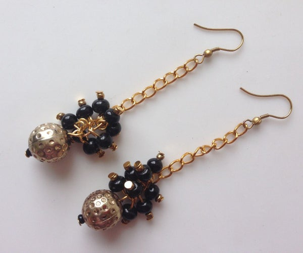 DIY Earring | Make Earring at Home |