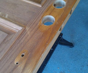 DIY Fill a Hole in Wood