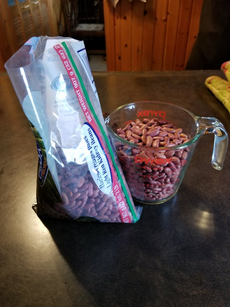 Cook the Kidney Beans
