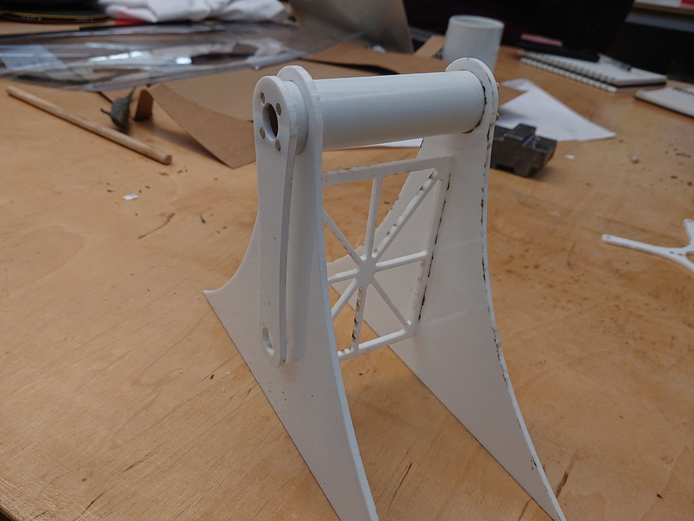 Stand/crank Assembly