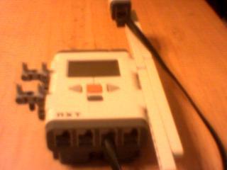 """Lego Nxt """"Secrets"""": Light Sensor Music/Wand"""
