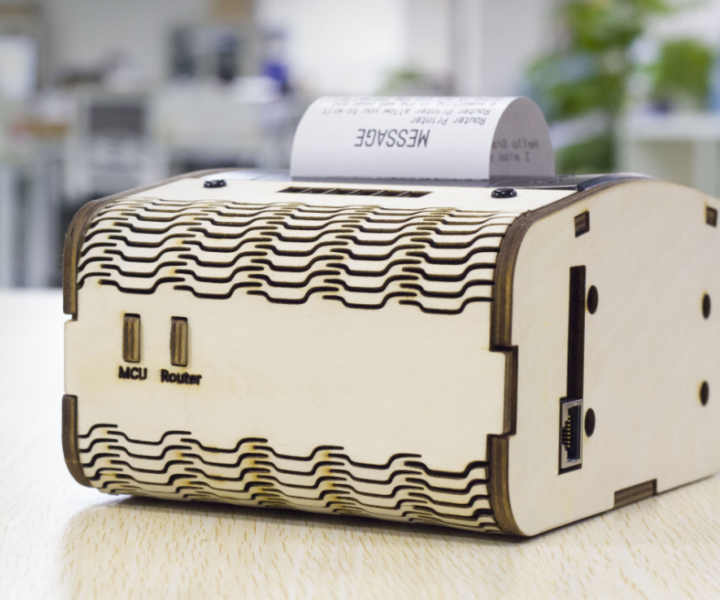 ReRouter - Make an Extensible IoT Router