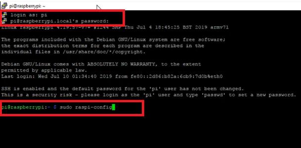Enable VNC on Raspberry Pi